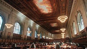 Biblioteca de Nueva York
