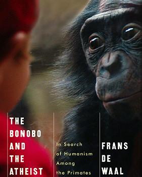 """Portada del libro """"El bonobo y el ateo"""""""