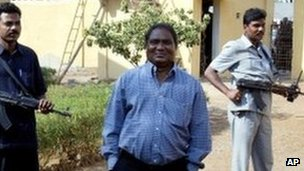 महेन्द्र कर्मा (फ़ाइल फ़ोटो)