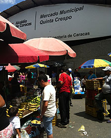 Mercado Quinta Crespo Caracas