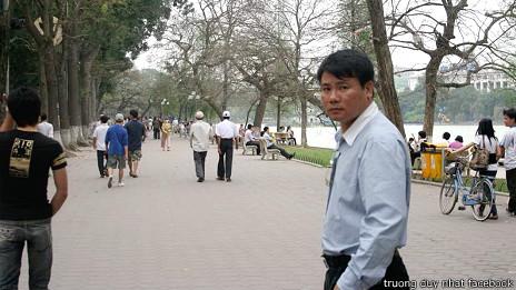 Ông Trương Duy Nhất