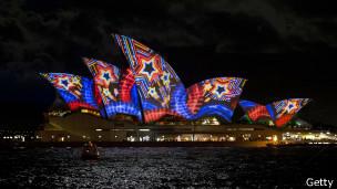 Opera House de Sydney (foto: Getty)