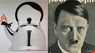 Tetera, Hitler