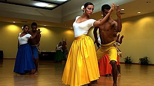 Danza afroperuana