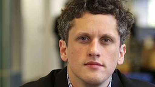 Aaron levie, fundador de Box