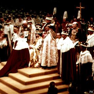 1953年加冕儀式