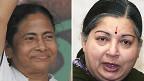 மமதா பானர்ஜி, ஜெயலலிதா ஆகியோர் இந்திய அரசியலில் முக்கிய இடம் வகிக்கும் பெண்களாவர்
