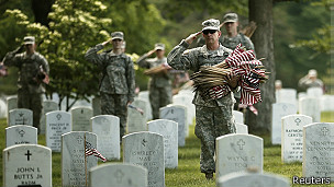 Soldados americanos. Crédito: Reuters