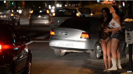 Prostitutas en Brasil