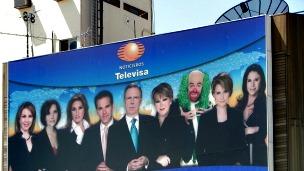 Cartel de Televisa