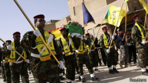 تشییع جنازه حزب الله