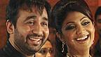 राज कुंद्रा और शिल्पा शेट्टी
