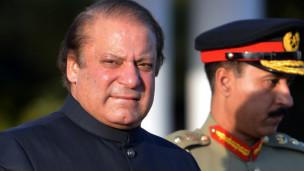 شدت پسندوں کی بیرونی امداد روکیں گے وزیر اعظم میاں نواز شریف