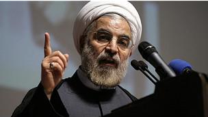 Hassan Rouhani (Foto AP)
