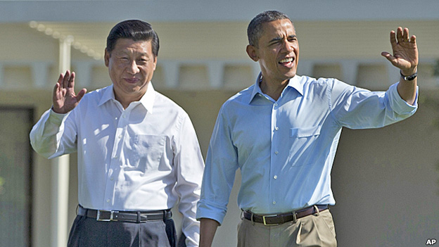 Barack Obama và Tập Cận Bình