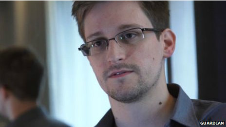 Edward Snowden | Foto: Guardian