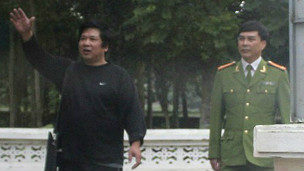 Ông Cù Huy Hà Vũ