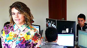 Joha Heredia, directora de Relaciones Públicas Digitales