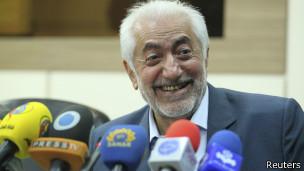 Mohammad Gharazi (Foto Reuters)