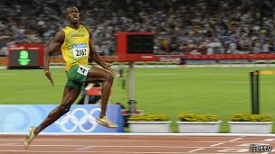 El jamaicano Usain Bolt.