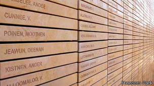 Muro de los Nombres