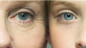 Dos generaciones de mujeres