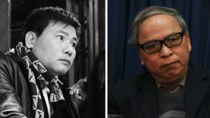 Các bloggers Trương Duy Nhất và Phạm Viết Đào