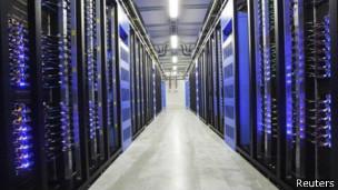Trung tâm dữ liệu của Facebook ở Thụy Điển