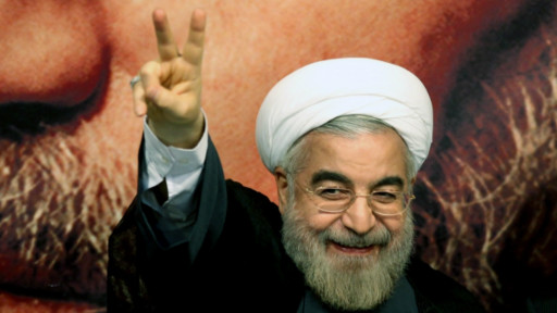Ông Hassan Rouhani