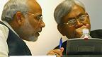 नरेंद्र मोदी और नीतिश कुमार