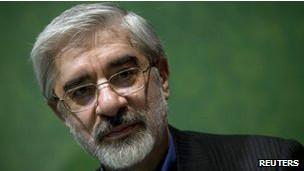 Houssain Moussavi (Reuters)
