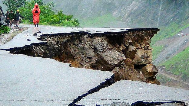 उत्तराखंड बाढ़, क्षति, नुकसान