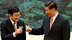 Chủ tịch VN Trương Tấn Sang thăm TQ
