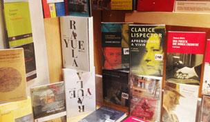 Edición especial de Rayuela en una librería de Buenos Aires