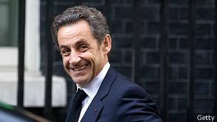 Nicolas Sarkozy. Foto: Getty