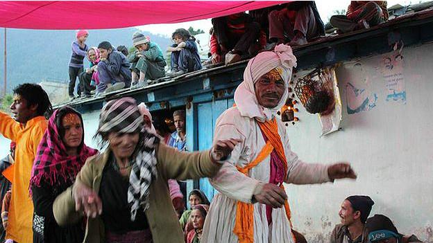 Bemni, India
