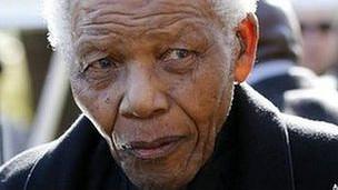 Nelson Mandela (foto: BBC)
