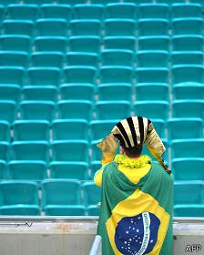 Aficionado brasileño