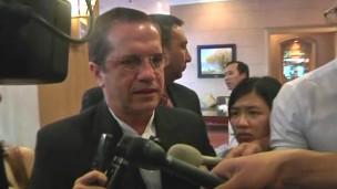 厄瓜多爾外交部長