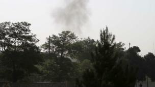 وطني طالبان تتبنى الهجوم القصر الرئاسي كابول 130625040557_kabul_a