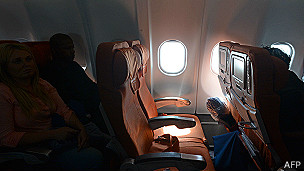 El asiento vacío de Snowden