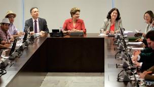 Presidente de Brasil, Dilma Rousseff