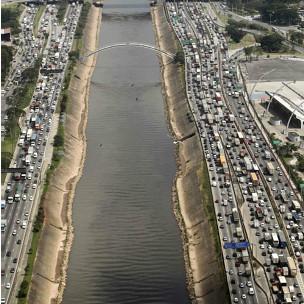 Tráfico de Sao Paulo