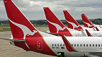 Aviones de Qantas