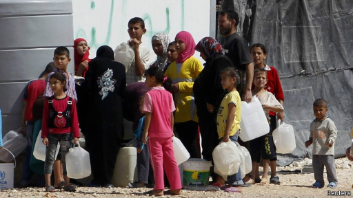 Amnesty Internasional tuduh Mesir abaikan pengungsi Suriah