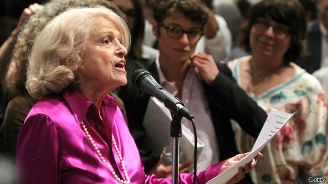 Edith Windsor | Foto: Getty