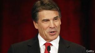 Rick Perry, gobernador de Texas