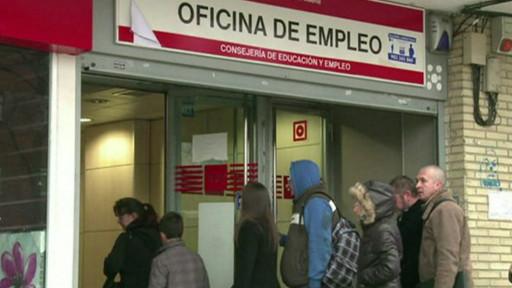 pencari kerja di Eropa