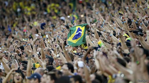Copa Confederaciones, final, Brasil, España