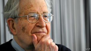 Noam Chomsky (AFP)